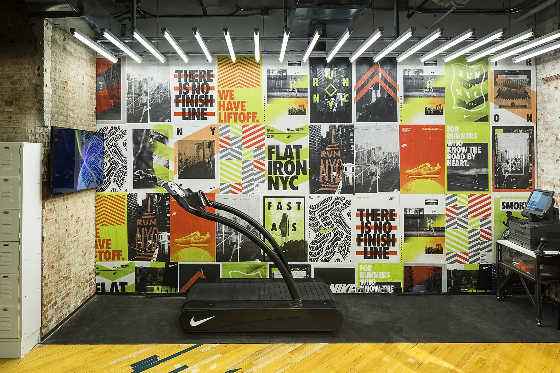 Joseph Magliaro Nike Flatiron