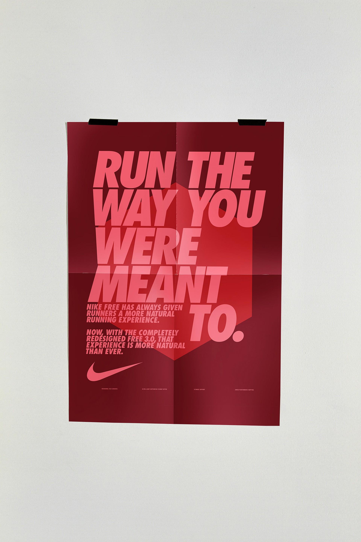 Joseph Magliaro Nike Free SU14
