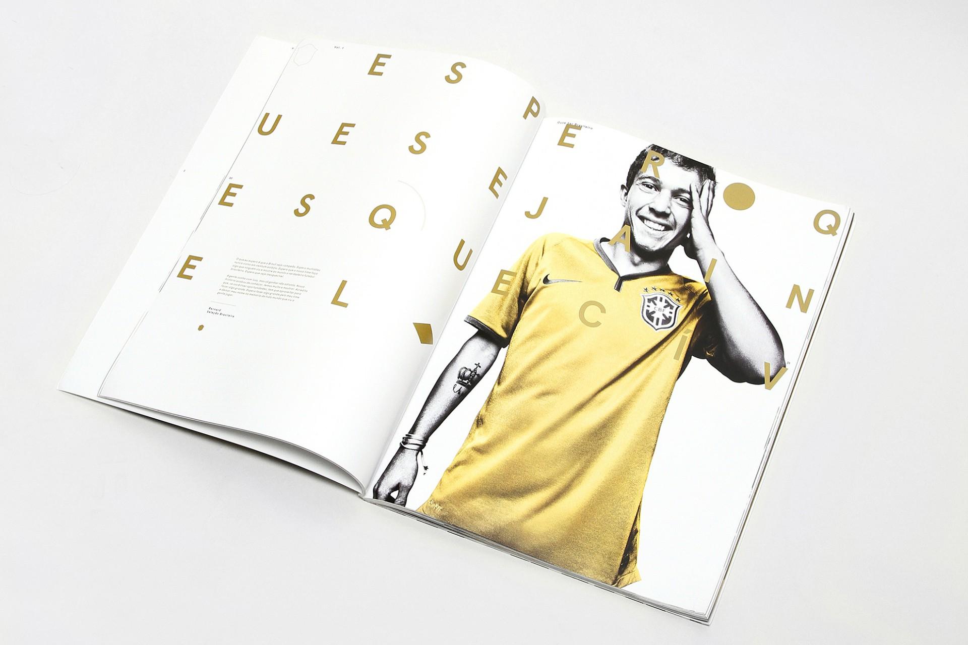 Joseph Magliaro Brasil Team Kit