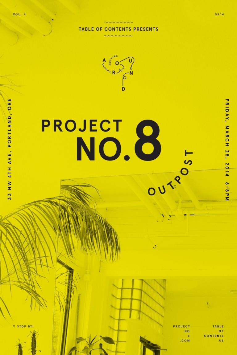 Joseph Magliaro Project No. 8 Outpost